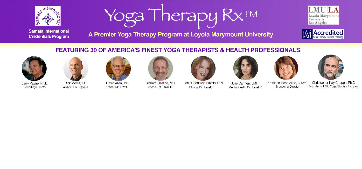 Yoga Therapy Rx